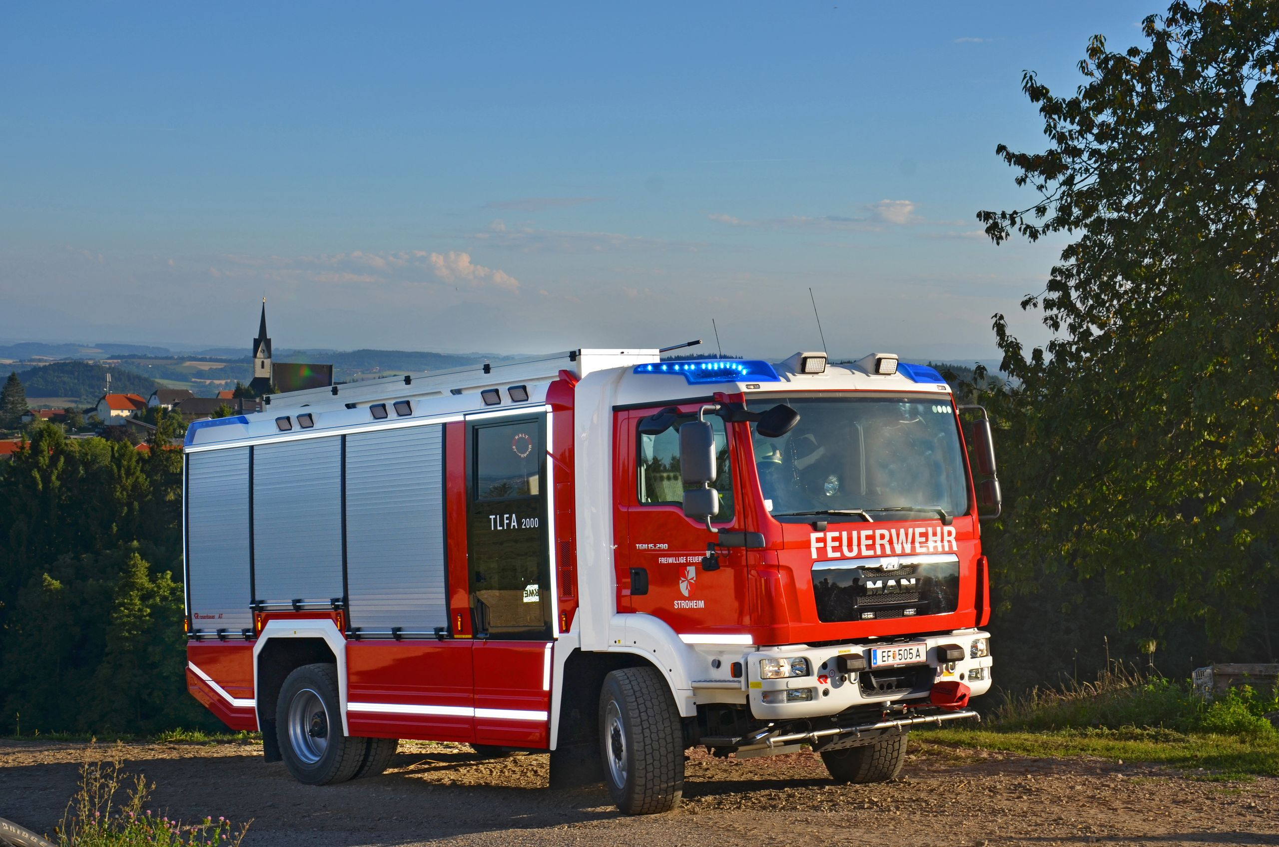 LFB-A – Löschfahrzeug mit Bergeausrüstung