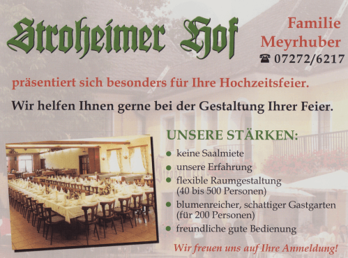 Stroheimerhof