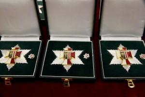Verleihung Ehrenzeichen 2014