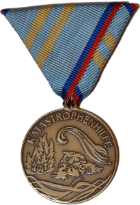 Katastrophenhilfe-Medaille-Eferding