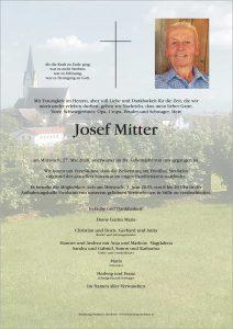 Parte Mitter Josef
